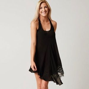 Free People Asymmetrical Hem Slip